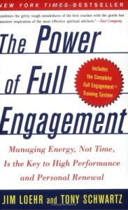 Power of Full Engagement image