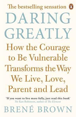 Cover image Daring Greatly
